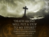 Death Alone - David Livingstone